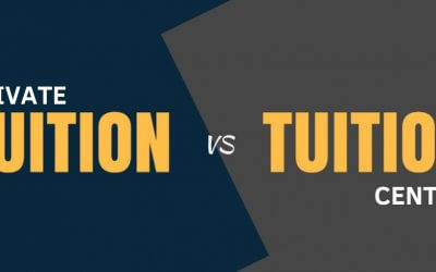 Professional Tuition Centres vs Private Tutoring